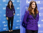 Penelope Cruz In Emilio Pucci - 'Twice Born' Toronto Film Festival Premiere