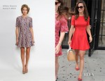 Pippa Middleton In Misha Nonoo - Soho House