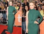 Rachel McAdams In Elie Saab - 'To The Wonder' Toronto Film Festival Premiere