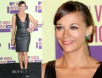 Rashida Jones In Narciso Rodriguez - 2012 MTV Video Music Awards