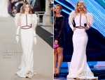 Rita Ora In Stéphane Rolland Couture - 2012 MTV Music Video Awards