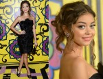 Sarah Hyland In Marchesa - 2012 Emmy Awards Post Awards Reception