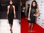 Selena Gomez In Alberta Ferretti - 'Hotel Transylvania' Toronto Film Festival Premiere