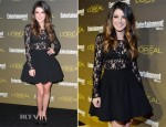 Shenae Grimes In Stylestalker - 2012 Entertainment Weekly Pre-Emmy Party