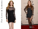 Sofia Vergara's For Love & Lemons Lace Dress