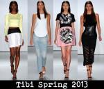 Tibi Spring 2013