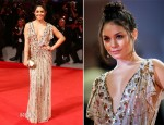 Vanessa Hudgens In Temperley London - 'Spring Breakers' Venice Film Festival Premiere