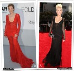 Who Wore Emilio Pucci Better...Kylie Minogue or Miley Cyrus?