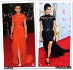 Who Wore Monique Lhuillier Better...Ginnifer Goodwin or Eva Longoria?