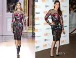 Kristen Stewart In Zuhair Murad Couture - 'On The Road' Toronto Film Festival Premiere