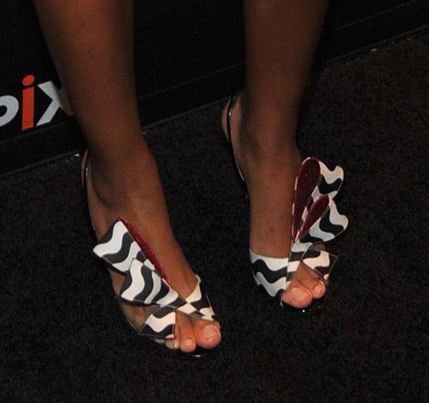 Solange Knowles' Nicholas Kirkwood heels