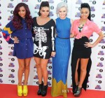 Little Mix In House Of Holland & Tee And Cake - BBC Radio 1 'Teen Awards'