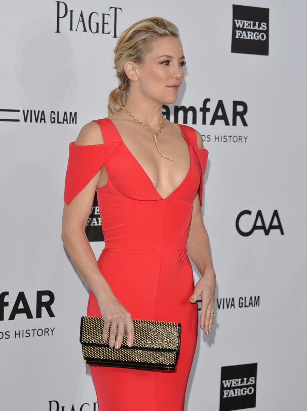 Kate Hudson in Prabal Gurung