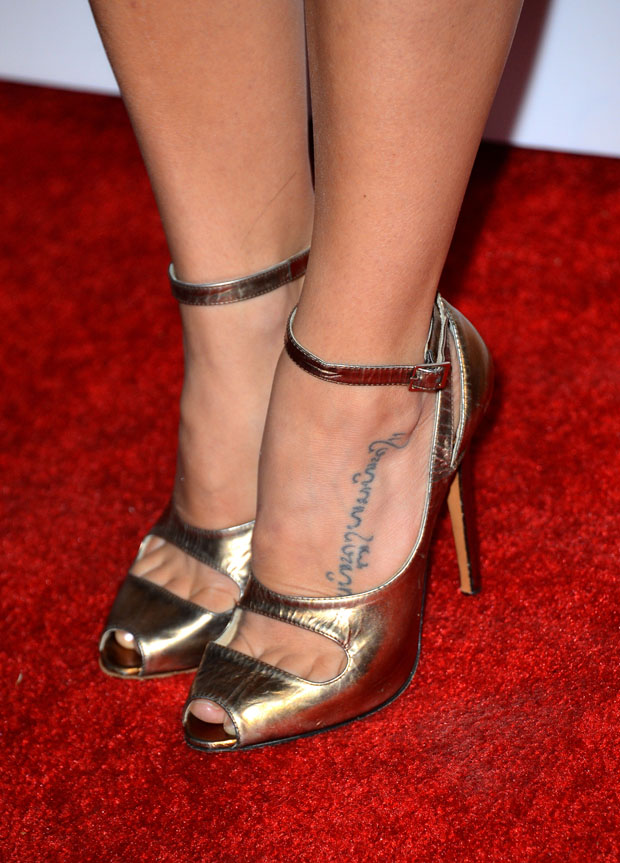 Jenna Dewan-Tatum's shoes