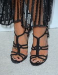 Lea Michele's sandals