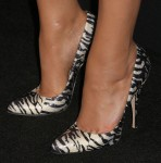 Carmen Ejogo's shoes