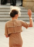 Princess Caroline of Monaco in Chanel Couture
