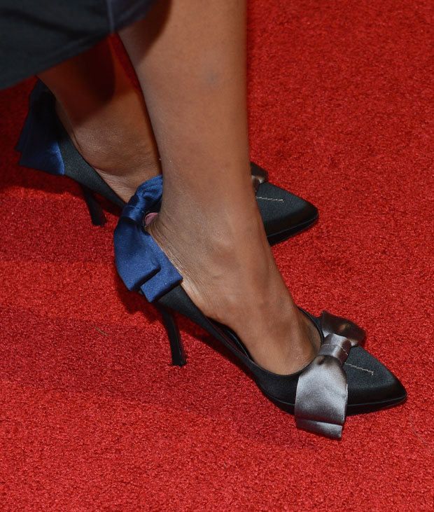 Kerry Washington's shoes