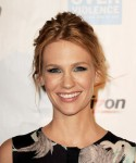 January Jones in Wes Gordon