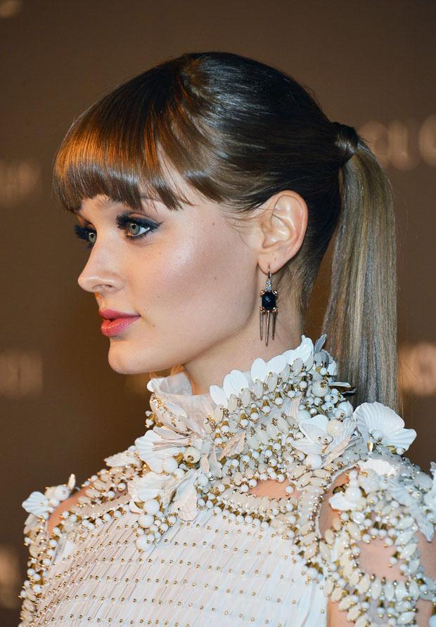 Bella Heathcote in Gucci
