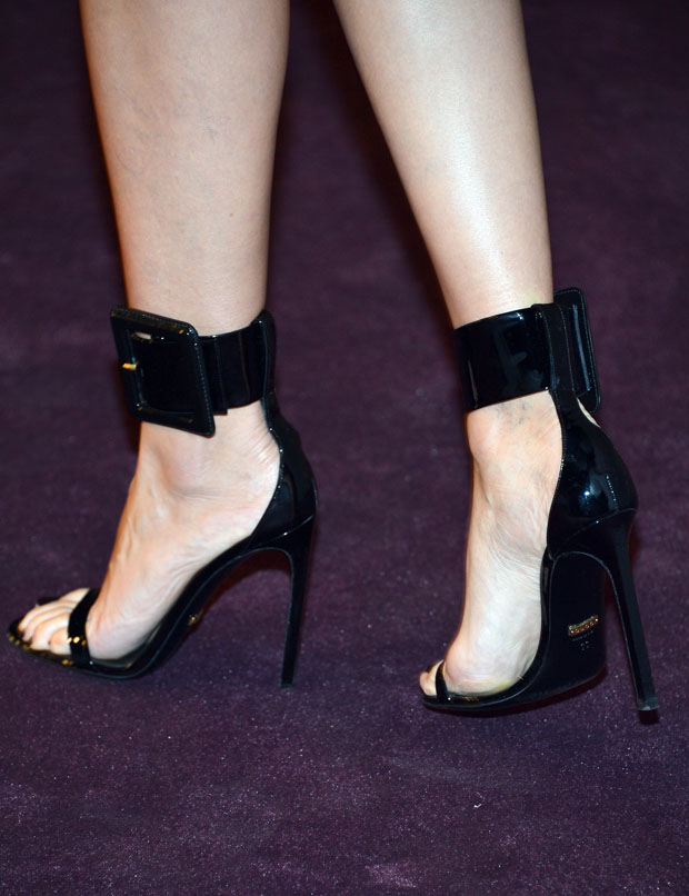 Cameron Diaz' Gucci shoes