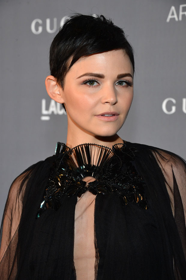Ginnifer Goodwin in Gucci