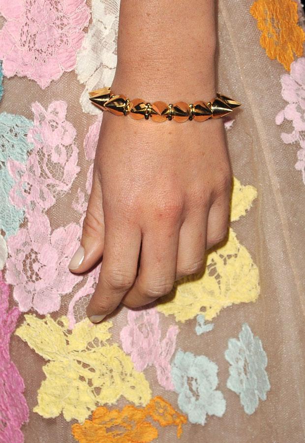 Olivia Munn's Edie Borgo bracelet