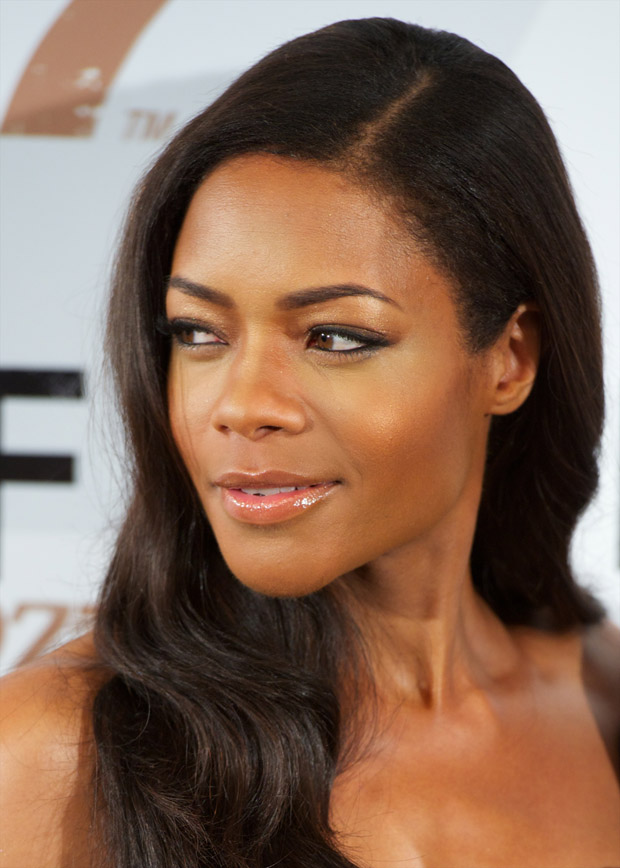Naomie Harris in Lanvin