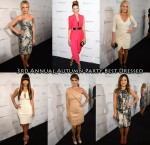 Who Was Your Best Dressed At The 3rd Annual Autumn Party?