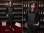 Alexa Chung In Topshop - 'La Maison Cointreau' Launch