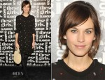 Alexa Chung In Topshop - Glamour Presents 'These Girls'
