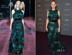 Amber Valletta In Gucci - LACMA 2012 Art + Film Gala