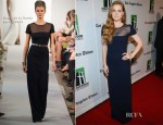 Amy Adams In Oscar de la Renta - 16th Annual Hollywood Film Awards Gala