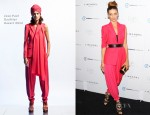 Angela Sarafyan In Jean Paul Gaultier - 3rd Annual Autumn Party