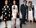 Anna Wintour In Prada - Mario Testino Exhibit