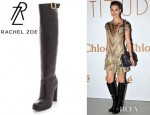 Arizona Muse's Rachel Zoe Carmen High Heel Boots