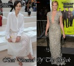 Best Dressed Of The Week - Pace Wu In Chloé & Abbie Cornish In Reem Acra