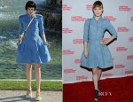 Bella Heathcote In Chanel - 'Not Fade Away' Hamptons Film Festival Screening
