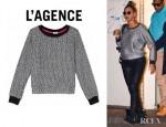 Beyonce Knowles' L'Agence Sweatshirt