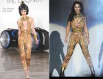 Cheryl Cole In The Blonds - 'Million Lights' Tour