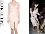 Cheryl Cole's Emilio Pucci Dress