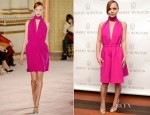 Christina Ricci In Thakoon - Harry Winston Dinner For Jessica Chastain