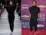 Ciara In Givenchy - BET's Black Girls Rock 2012