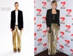 Cody Horn In Michael Kors - Michael Kors Golden Heart Gala