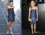Diane Kruger In Chanel - Chanel's Fine Jewelry 80th Anniversary Celebration