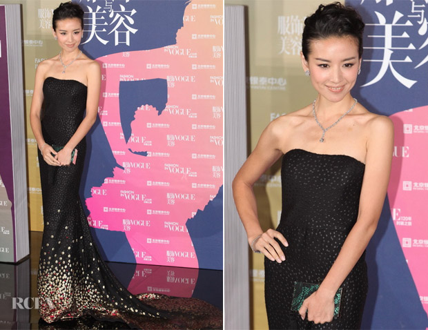 Dong Jie In Jason Wu - Vogue China's 120th Anniversary