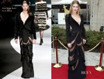 Doutzen Kroes In Viktor & Rolf - The Gouden Kalveren Gala