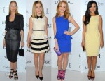 Elle's Women In Hollywood Celebration Red Carpet Round Up