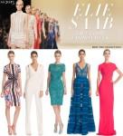 Elie Saab Spring 2013 On ModaOperandi