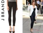 Emma Watson's J Brand Super Skinny Scuba Pants